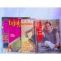 Lote De 4 Revistas De Tejidos Katia, Chabela, Tejidos Chic