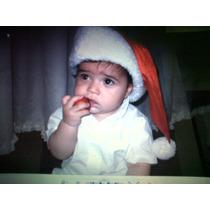 Gorro Papá Noel, Corderito Super!! Venta X Mayor Y Menor