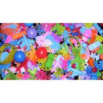 Juguetes Para Piñata Bolsa X 100 Unidades