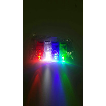 Pack X 40 Anillos Dedos Luminosos Led Cotillon Luminoso