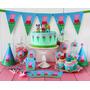 Cumpleaños Peppa Pig Kit Deco Impresión Y Recorte