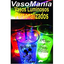 150 Vasos Luminosos Personalizados