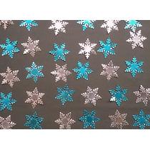 Copos De Nieve Toquelado Frozen Candy Bar Souvenirs Tarjetas