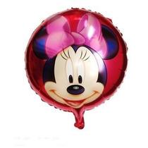 Globo X 25 1 Año Mickey Bebes, Winnie, Gallinita,disney