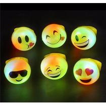 15 Anillos Luminosos A Led Emoticones Vs Cotillon Luminoso