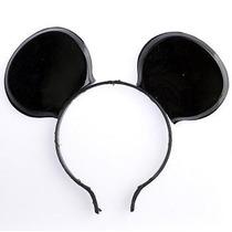 Vincha De Mickey -accesorio Disfraz De Mickey