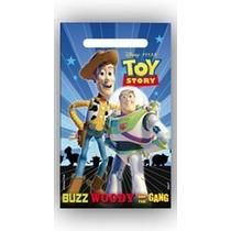 Cotillon Cumpleaños Bolsas Dulces Toy Story Buzz Gabym