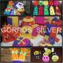Gorros, Corbatas, Moños, Pelucas, Vinchas 50 Productos Surt.