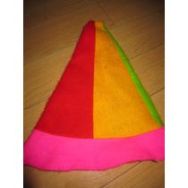 Sombrero Pañolency Multicolor