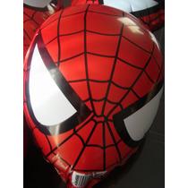 Globos Hombre Araña!!!!para Tu Fiesta Tematica!!!!