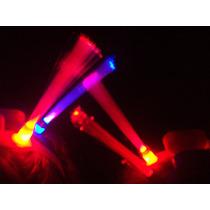 10 Vinchas Fibra Optica Luminosa Roro1000