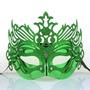 Mascara Veneciana Ideal Carnaval Carioca Varios Colores