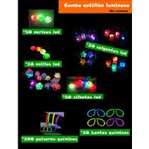 Cotillon Luminoso Combo 384 Articulos