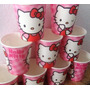 Vasos Hello Kitty, Polipapel Descartables!!!!