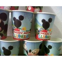 Vasos Mickey (cotillon Oficial), Polipapel Descartables!!!!