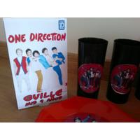 Vasos Personalizados One Direction, Doctora Juguetes