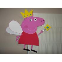 Piñata Cerdita Peppa, Minions,dragon Ballz, Escudos Y Piñon