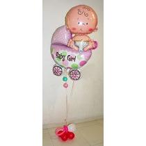 Globo Para Baby Shower Nacimiento Bebé Beba Bebote Bebota