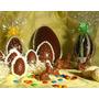 Combo Kit Pascuas Arma Tu Huevo De Chocolate