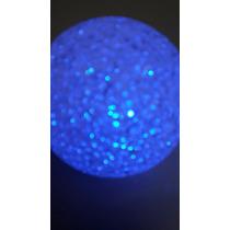 Vela Centro De Mesa -luz Fija En 1 Color - Las Medianas-
