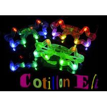 Cotillon Anteojos Luminosos Estrella 6 Leds X 5 Unidades