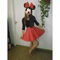 Disfraz De Minnie Adultos