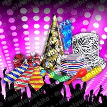 Mega Pack Carnaval Carioca Cotillon 360 Art, 120 Pers
