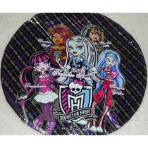 Globo Metalizado De Monster High De 18