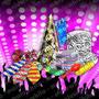 Carnaval Carioca Cotillon Promo 280 Art 80 Pers