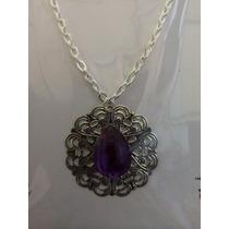 Collar Princesa Sofía - Amuleto. Caja 30 Unid. X Mayor