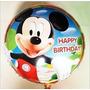 Pack X 10 Caminante Globo Gigante Mickey, Disney Minnie