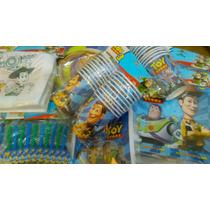 Combo Toy Story 20 Chicos Con Regalos