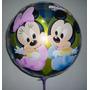 Souvenirs Mickey Minnie Bebe Cars Globos Metalizados