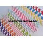Sorbetes De Polipapel Varios Diseños Y Colores