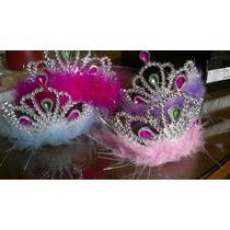 Corona De Princesa Con Plumas