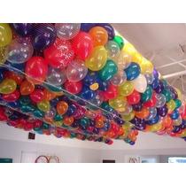 Red P/globos 3 X 2.40 Mts Mejor Precio Oferta Globo Fun!!!