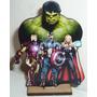 20 Souvenirs Iron Man Capitan America Vengadores + Central