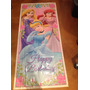 Cartel Feliz Cumple Disney Princesas De1 Metro 50cm Gigante!