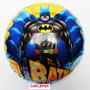 10 Globos Metalizados Batman Super Heroes Vengadores Superma