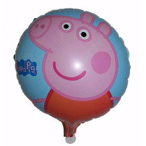 Pack 25 Globos Peppa Pig-frozen-sofia-minnie-mickey-cars-vs