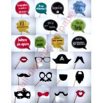 Props Photo-pack De 15/ Casamientos-cumpleaños-eventos.