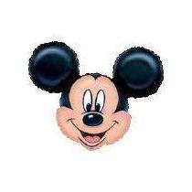 Globo Metalizado Minnie Mickey 14 Pulgadas Cotillon Souvenir