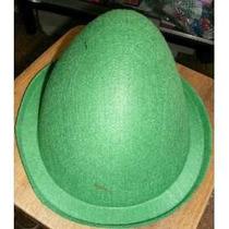 Sombrero De Peter Pan, Para Completar Tu Disfraz!!!!!!