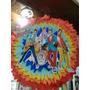 Piñata,cumpleaños, Cotillon,junior Express, Rulos, Topa