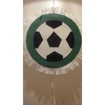 Piñata Pelota De Futbol