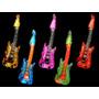 10 Globos Guitarra Metalizados - Inflable Rocki! Cotillon