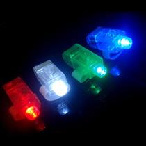 16 Dedos Laser, Anillos Led, Cotillon Luminoso, Eventos Gral