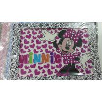 Lámina Comestible Para Torta De Minnie O Mickey
