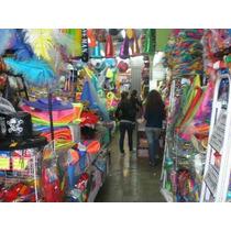 Cotillon Carnaval Carioca Estrella --pack 100 Personas--