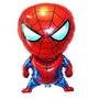 Globo Metalizado Hombre Araña Marvel Gigante Caminante X2 De